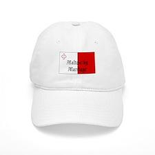 Maltese by Marriage Baseball Cap