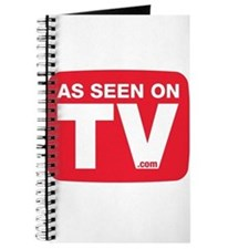 As Seen On TV Logo Journal