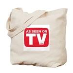 As Seen On TV Logo Tote Bag