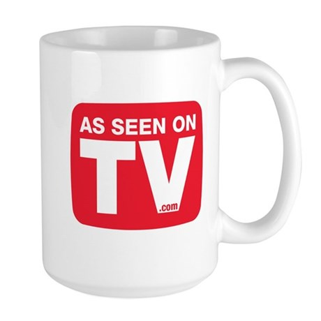 As Seen On TV Logo Mug