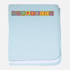 Gabriella Foam Squares baby blanket
