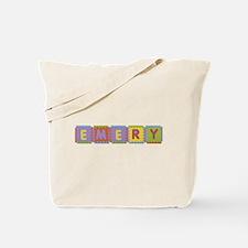 Emery Foam Squares Tote Bag