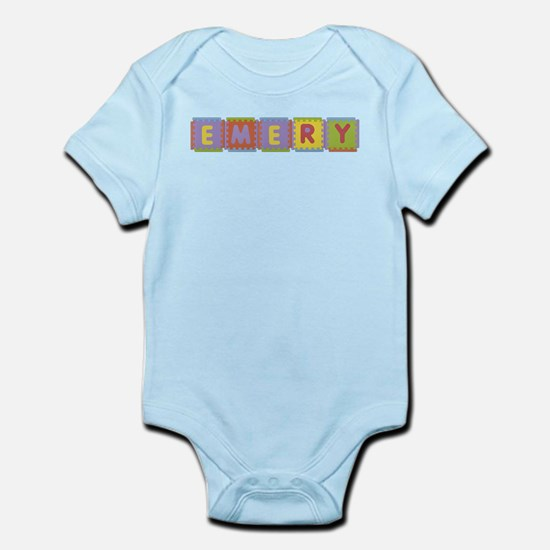 Emery Foam Squares Body Suit