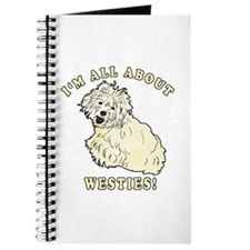 I'm All About Westies! Journal