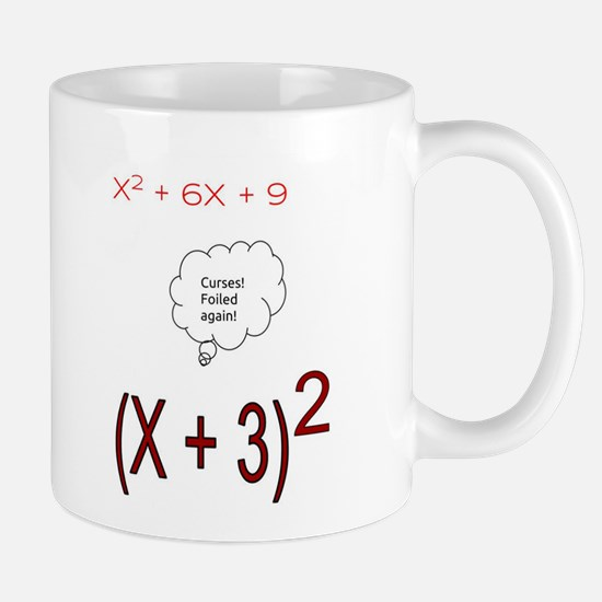 Foiled Again Mug