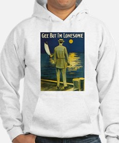 Gee But I'm Lonesome Hoodie