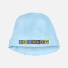 Eleanor Foam Squares baby hat