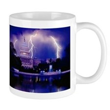 LET THE THUNDER ROLL Mug