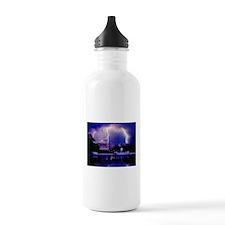 LET THE THUNDER ROLL Water Bottle