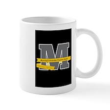 "Meyerhoff ""M"" with Langston Hughes Quote Mug"