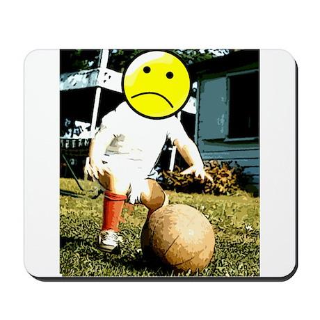 Chase Ball Mousepad