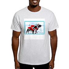Brindle Tis 2 Ash Grey T-Shirt