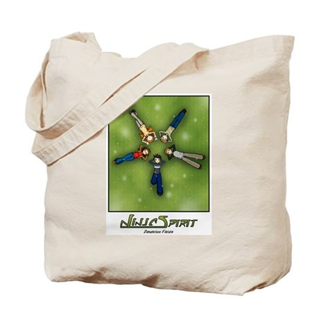 Dandelion Field Tote Bag