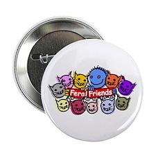 Feral Friends Button