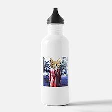 Purrrfect Art Water Bottle