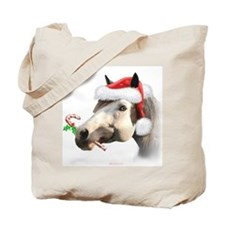 Candy Cane Ziggy Tote Bag
