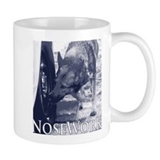 German Shepard Dog Nose Work K9 Mug
