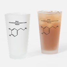 More 4-(2-aminoethyl)benzene-1,2-diol {dopamine} D