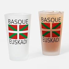 Basque - Euskadi Drinking Glass