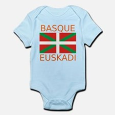Basque-Euskadi Infant Bodysuit