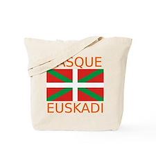 Basque-Euskadi Tote Bag
