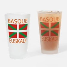 Basque-Euskadi Drinking Glass