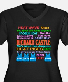 Castle Funny Shirts Plus Size T-Shirt