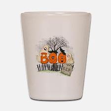 BOO Shot Glass