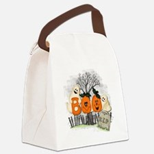 BOO Canvas Lunch Bag