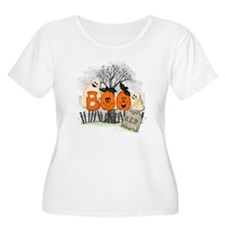 BOO Plus Size T-Shirt