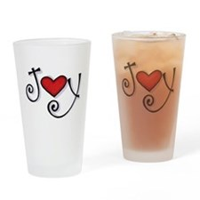 Joy.jpg Drinking Glass