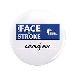 "Caregiver 3.5"" Button"