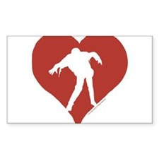 Love – Zombies Decal