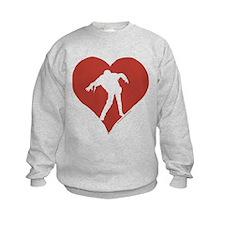 Love – Zombies Sweatshirt