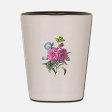 Redoute Bouquet Shot Glass