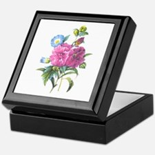 Redoute Bouquet Keepsake Box