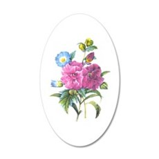 Redoute Bouquet Wall Decal