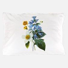 Redoute Bouquet Pillow Case