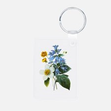 Redoute Bouquet Keychains