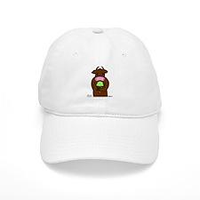 Mint & Chocolate Baseball Cap