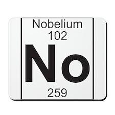 Element 102 - No (nobelium) - Full Mousepad
