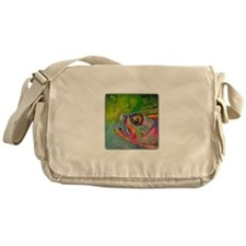 Mid Afternoon Tarpon Messenger Bag