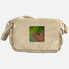 Mid Afternoon Tarpon Messenger Bag