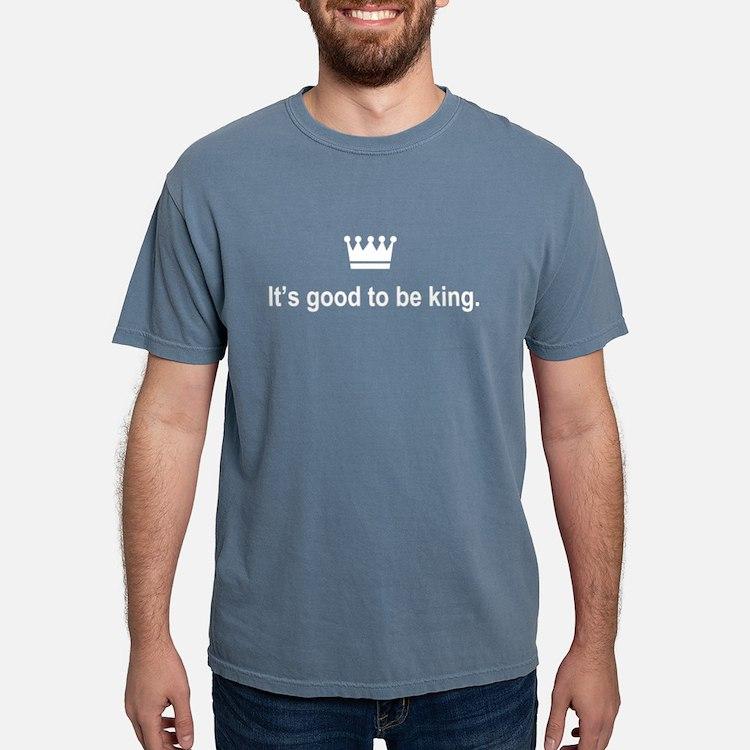 Cute Man black Mens Comfort Colors Shirt
