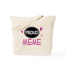 Proud Meme Tote Bag