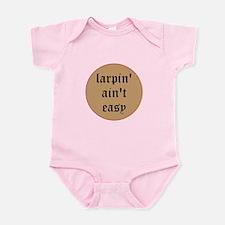 larpin aint easy body suit/onesie