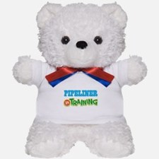Pipeliner In Training Teddy Bear