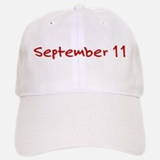September 11 Baseball Baseball Cap