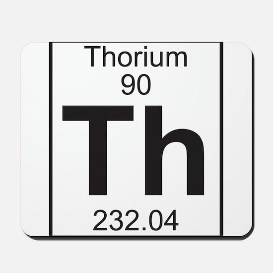 Element 90 - Th (thorium) - Full Mousepad