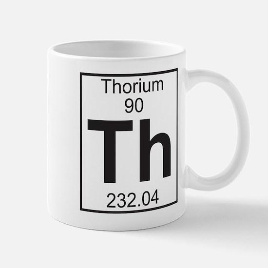 Element 90 - Th (thorium) - Full Mug